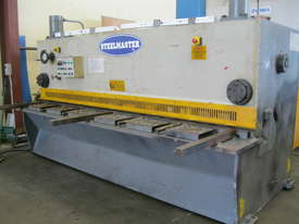 Steelmaster Variable Rake Hydraulic Guillotine 3200 x 6mm - picture0' - Click to enlarge