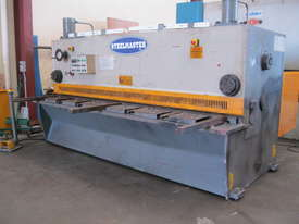 Steelmaster Variable Rake Hydraulic Guillotine 3200 x 6mm - picture1' - Click to enlarge