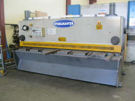 Steelmaster Variable Rake Hydraulic Guillotine 3200 x 6mm - picture2' - Click to enlarge
