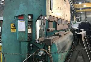 Hydraulic upstroke press brake - Promacan