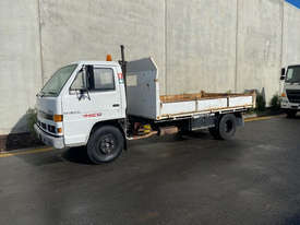 Isuzu NPR400 Tipper Truck - picture0' - Click to enlarge