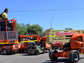 2011 JLG 450AJ Diesel Articulating Boom Lift - picture0' - Click to enlarge