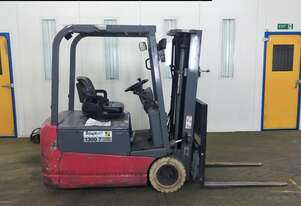 1.75T Battery Electric 3 Wheel Forklift