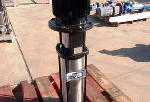 Multistage Pump, IN/OUT: 40mm Dia, 10m3/hr