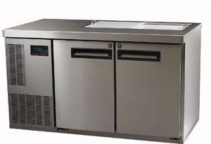 Skope PG250 2 Solid Door 1/1 Preparation GN Fridge