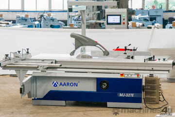 AARON Affordable, Heavy-Duty 3800 mm Digital Precision Panel Saw | 3-Phase | MJ-38TE