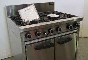 Cobra CR9D 6 Burner Range Oven