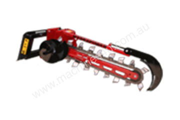 Hydrapower Utility Trencher 600mm dig.