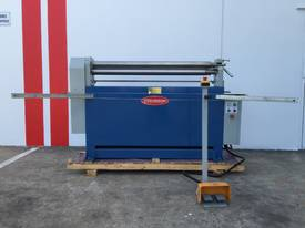 Powered 1300mm x 1.6mm Pinch Rollers Swing Out End - picture0' - Click to enlarge