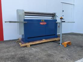 Powered 1300mm x 1.6mm Pinch Rollers Swing Out End - picture2' - Click to enlarge