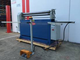 Powered 1300mm x 1.6mm Pinch Rollers Swing Out End - picture6' - Click to enlarge