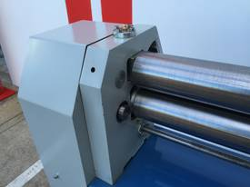 Powered 1300mm x 1.6mm Pinch Rollers Swing Out End - picture8' - Click to enlarge