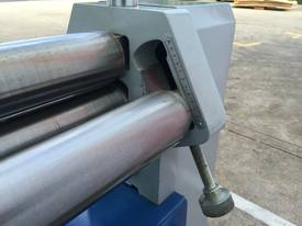 Powered 1300mm x 1.6mm Pinch Rollers Swing Out End - picture13' - Click to enlarge