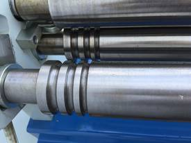 Powered 1300mm x 1.6mm Pinch Rollers Swing Out End - picture14' - Click to enlarge