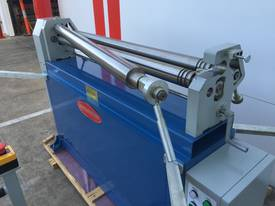 Powered 1300mm x 1.6mm Pinch Rollers Swing Out End - picture18' - Click to enlarge
