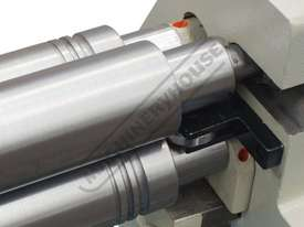 RS1270x90 Manual Sheet Metal Curving Rolls 1270  x 2.5mm Mild Steel Capacity - picture7' - Click to enlarge