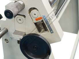 RS1270x90 Manual Sheet Metal Curving Rolls 1270  x 2.5mm Mild Steel Capacity - picture8' - Click to enlarge