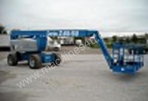 Genie 80 ft Knuckle Boom