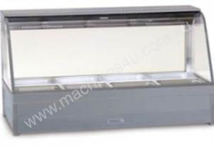 Hot Foodbar Roband C24 Curved Glass Double Row