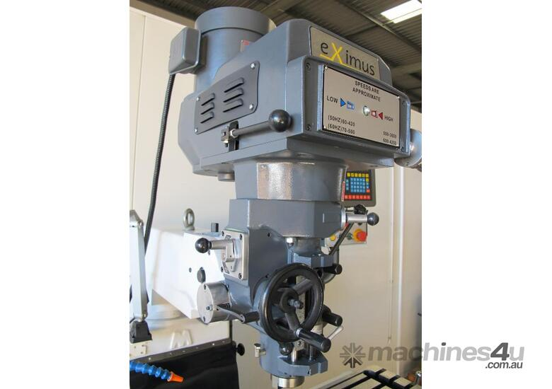 NT30 Milling Machine, (X/Y/Z), 875/380/420mm