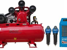 BOSS 52CFM/ 10HP Compressor Clean Air Package - picture0' - Click to enlarge