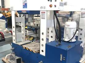 ACCUPRESS 160T WORKSHOP PRESS | HYDRAULIC | MOVABLE HEAD | ANTI PAINT SCRATCH DEVICE   - picture0' - Click to enlarge