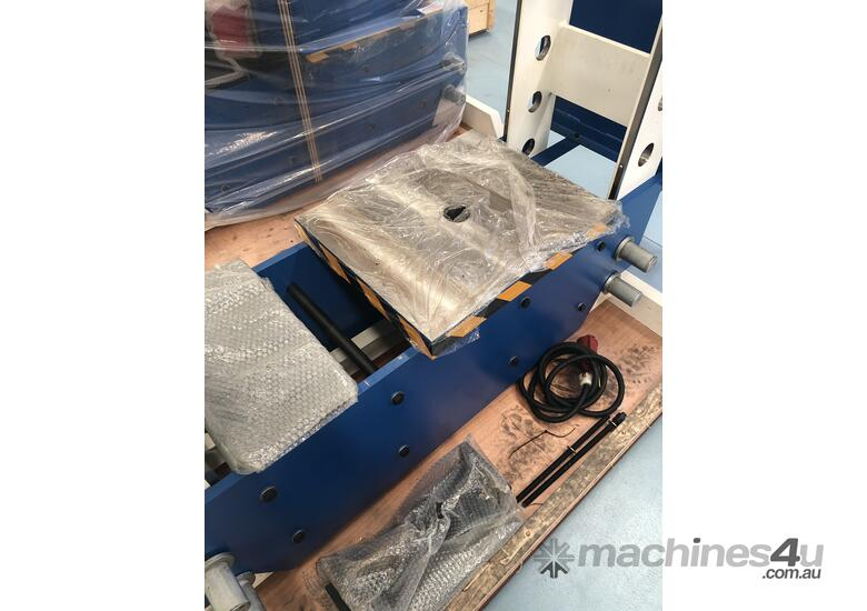 ACCUPRESS 160T WORKSHOP PRESS | HYDRAULIC | MOVABLE HEAD | ANTI PAINT SCRATCH DEVICE