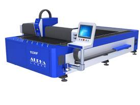 ALPHA fiber laser cutter - 3mm stainless steel