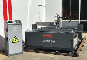1500mm x 3000mm Heavy Duty Legend 3 Plasma & Oxy Head Included