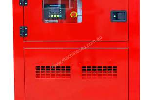 9KVA single phase Generator Set Powered by Perkins engine