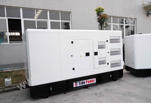 100KVA Generator Set Powered by a Cummins ® engine
