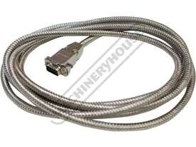 DSub 9 Easson Scales - Extension Cable 3metres - picture0' - Click to enlarge