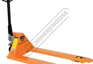 PT-2500 Hydraulic Pallet Truck 2500kg Load Capacity