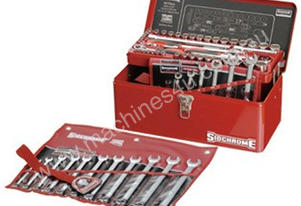 TOOLKIT 69 PIECE METRIC/AF CARRY BOX.