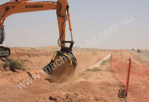 MB-S18 HYDRAULIC SCREENING BUCKET