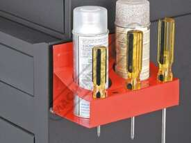 SDH-MAG Magnetic Spray Can & Screwdriver Holder - picture4' - Click to enlarge