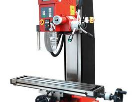 SIEG SX3L HiTorque Mill with R8 Spindle - picture0' - Click to enlarge