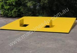 Container Ramp 8000kg Australian Made