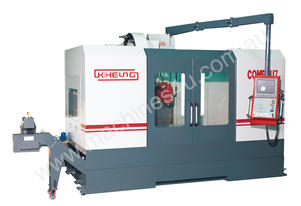 CNC Bed type milling machine COMBI-U7