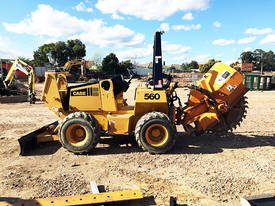 CASE 560 TRENCHER