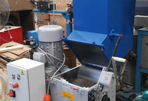 Zerma GRANULATOR, GSL-300 Low Speed, Low Noise, Low Dust