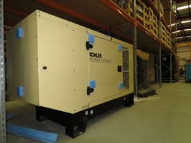 Kohler KD44IV 44KVA Standby Power 3 Phase Diesel Generator, 13.3hrs Runtime - picture0' - Click to enlarge