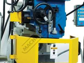 PBM-GSV250 Turret Milling Machine - Horizontal & Vertical Includes DRO & Dividing Head (X)700mm (Y)  - picture3' - Click to enlarge
