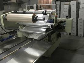 flow wrapper fully automated