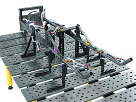 BuildPro Welding Tables 2m x 1m - picture3' - Click to enlarge
