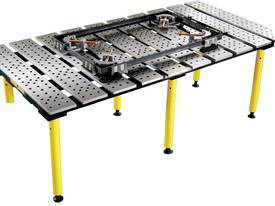 BuildPro Welding Tables 2m x 1m