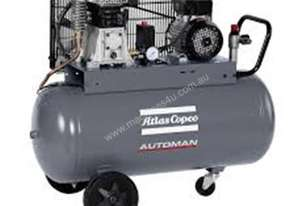 AUTOMAN BY ATLAS COPCO COMPRESSORS