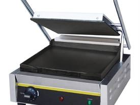 NEW APURO COMMERCIAL PANINI CONTACT GRILL
