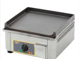 Roller Grill PSF 400 E Grill Plate - 400mm - picture0' - Click to enlarge