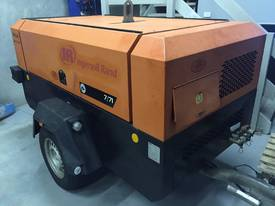 Ingersoll Rand 260 cfm air compressor for Hire  - picture0' - Click to enlarge